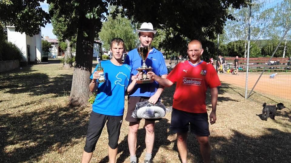 Turnaj Stříbro 2015